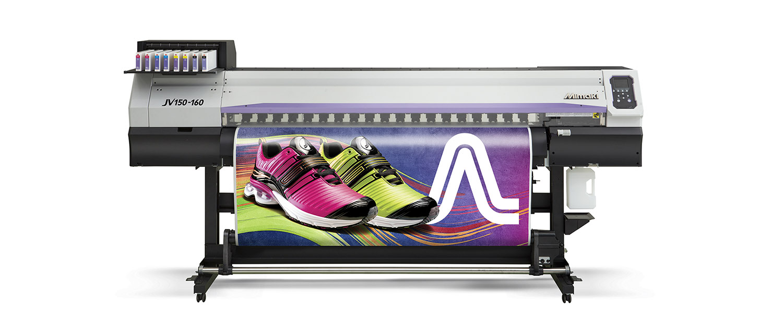 Полноцветная печать широкоформатная